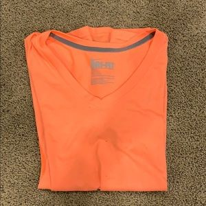 Nike dri-fit short sleeve